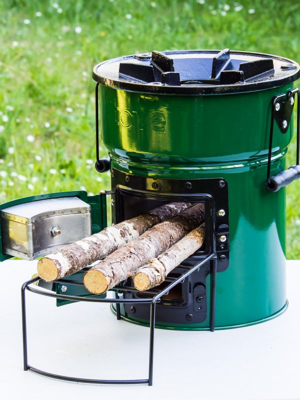 Big Foot Deluxe Cookstove