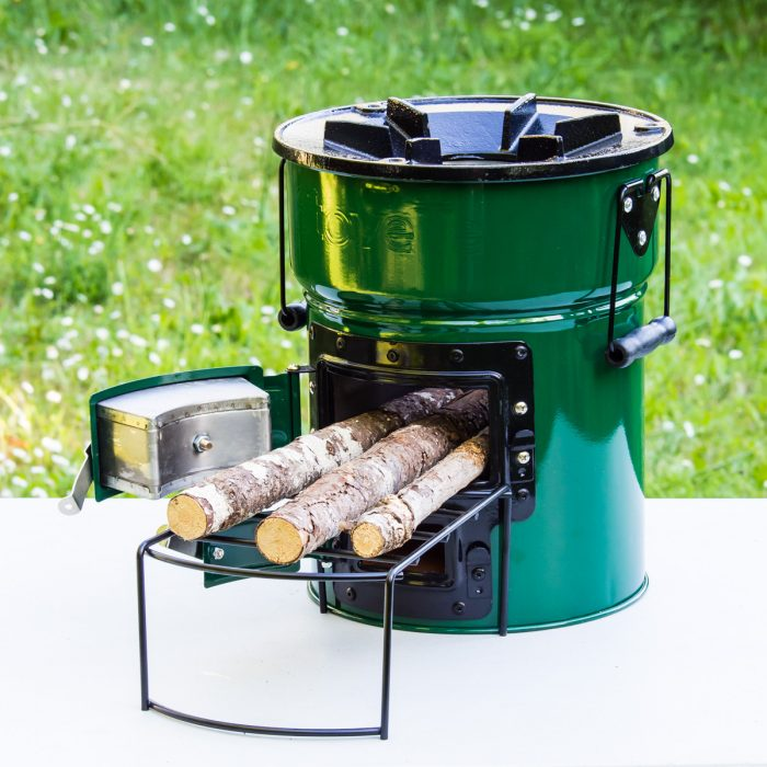 Big Foot Deluxe Multi Fuel Cookstove