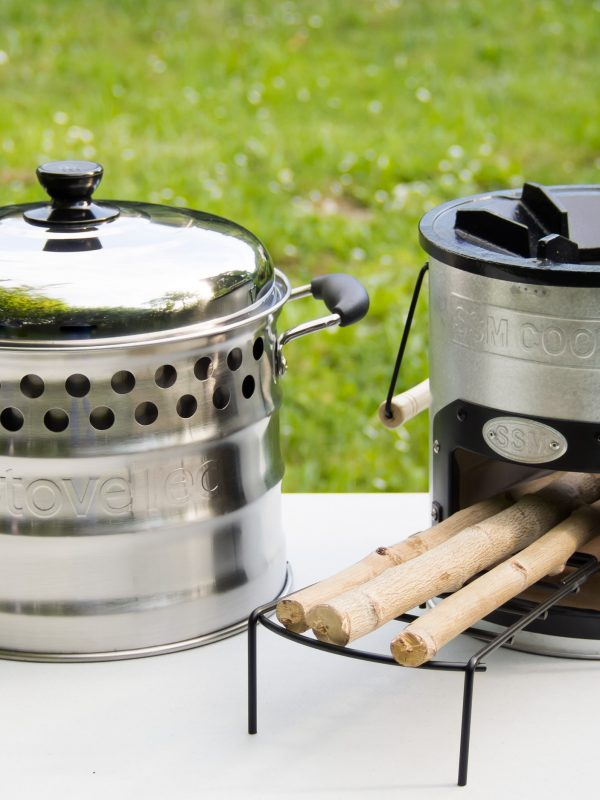 Super Pot and Cascadia Stove