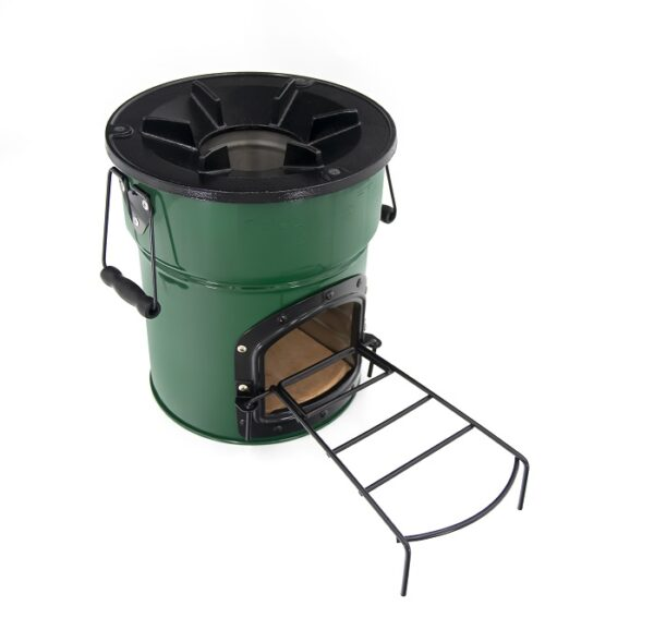 Diamond Peak Cookstove