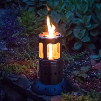 Firefly Lantern Dual Biomass Lantern Cookstove